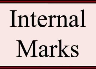 Anna University internals Internal marks