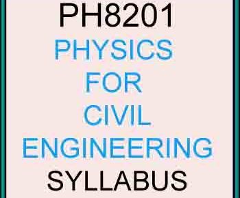 EC8353 Syllabus Electron Devices and Circuits Regulation 2017