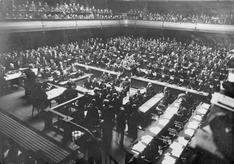 social science THE LEAGUE OF NATIONS 1920