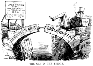 Causes for the failure of the League of Nations