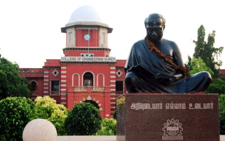 Anna University Affiliated colleges in CHENNAI