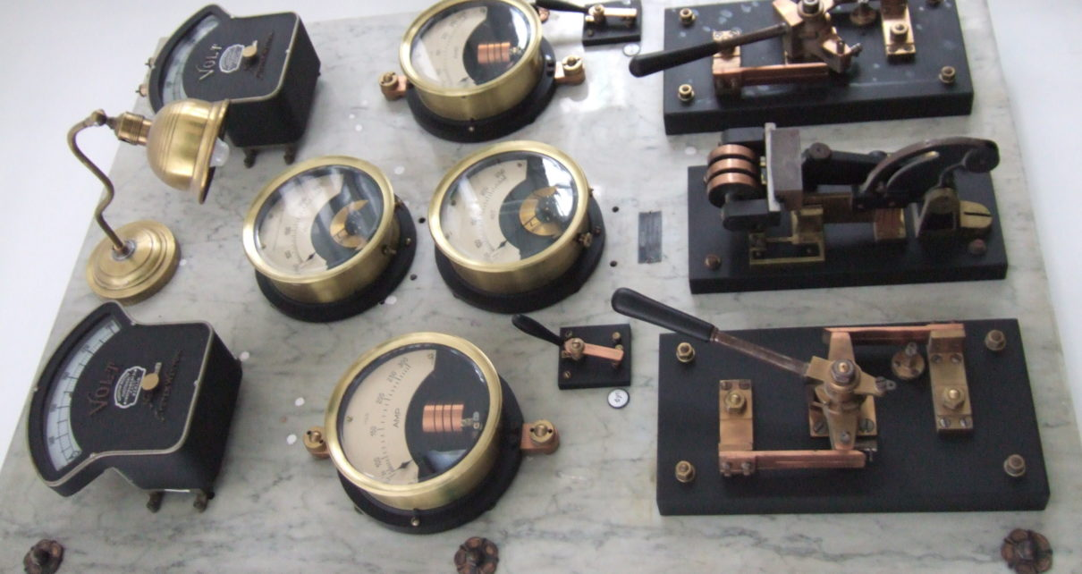 Electrical Measuring Instruments : Electrical measuring instruments and classification of