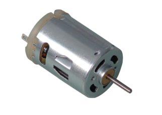 working of dc motors