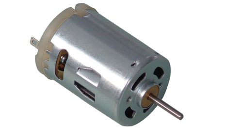 working of dc motors